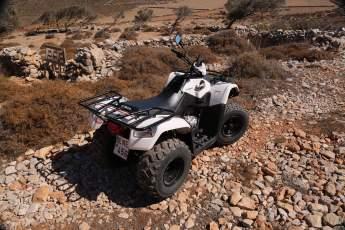 Folegandros ATV