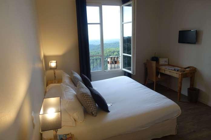 Histoires de Bastide bedroom