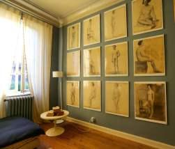 Camellas-Lloret bedroom art