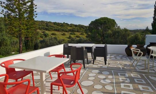 Casa Arte terrace