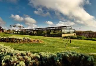 Areias do Seixo greenhouse