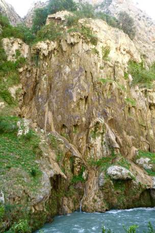 Val d'Aran canyon