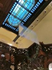 El Palauet Living main lobby
