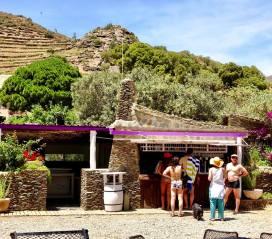 Cala Montjoi restaurant