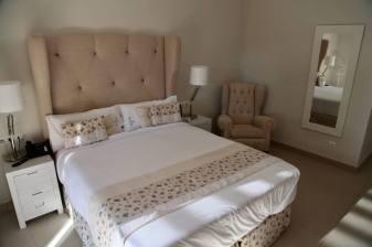 Sant Pere del Bosc lower bedroom