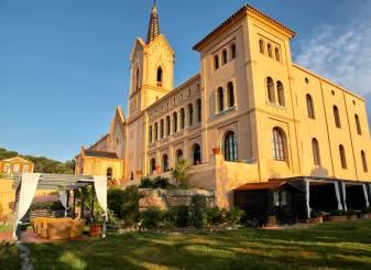 Sant Pere del Bosc room terraces