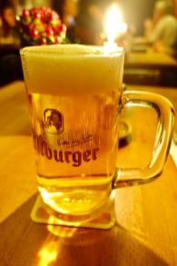 Restaurant Austria Kreuzberg beer