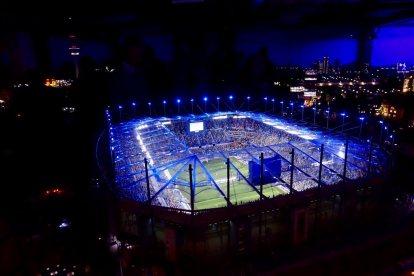 Miniatur Wunderland stadium