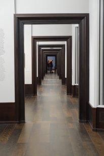 Kunsthalle Hamburg doorways