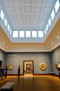 Kunsthalle Hamburg main gallery