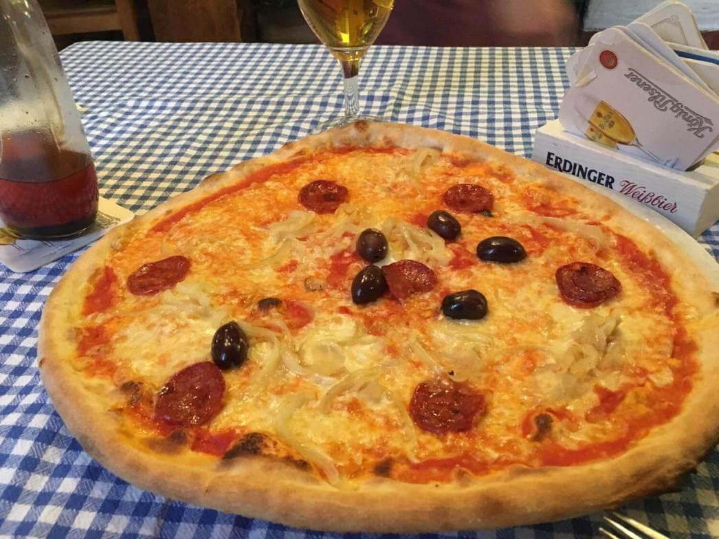 Il Casolare pizza