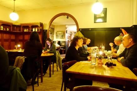 Restaurant Austria Kreuzberg interior
