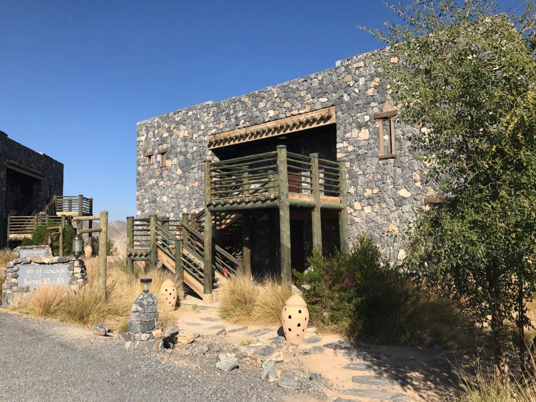 Alila villa building