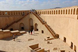 Niwa fort wide angle