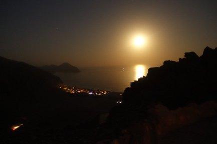 Six Senses Zighy Bay full moon bay