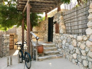 Zighy Bay villa bike
