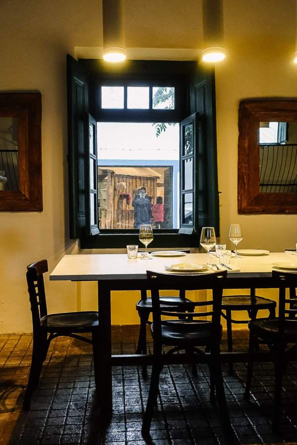 Cavalariça Comporta dining table