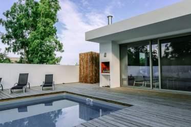 Brejos Villa Comporta patio