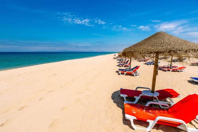Pego Beach chair view