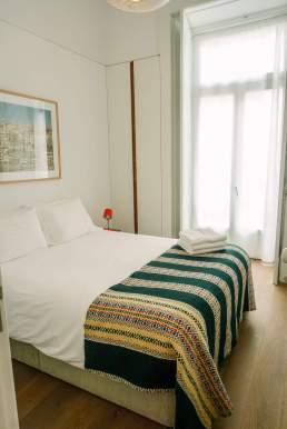 The Lisboans Apartments main bedroom 1b