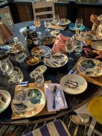 Restaurante Sal Comporta seafood feast