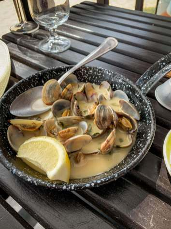 Restaurante Sal clams