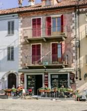 Monforte d'Alba piazza