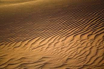 desert sand in sun