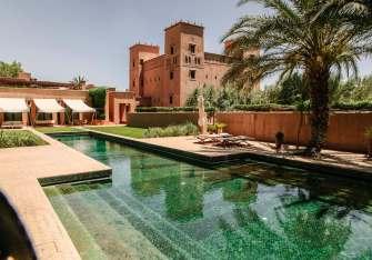 Dar Ahlam best pool midday