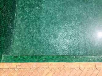 Dar Ahlam pool detail