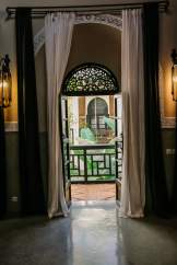 Riad 72 Grand Suite doorway