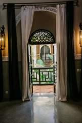 Riad 72 Grand Suite doorway