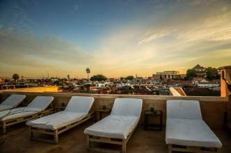 Riad 72 sunset chairs