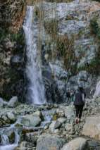 Hiking to Setti Fatma Waterfalls trail