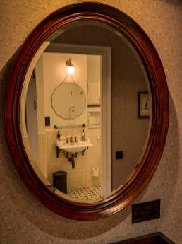 The Ned room mirror