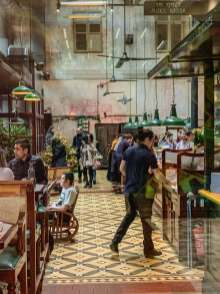 Just love the looks of Dishoom. Have seen pictures for a long time, tried to go see.