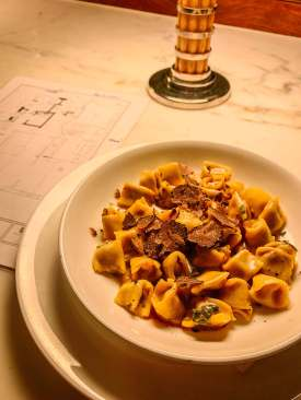 The Ned Cecconis pasta