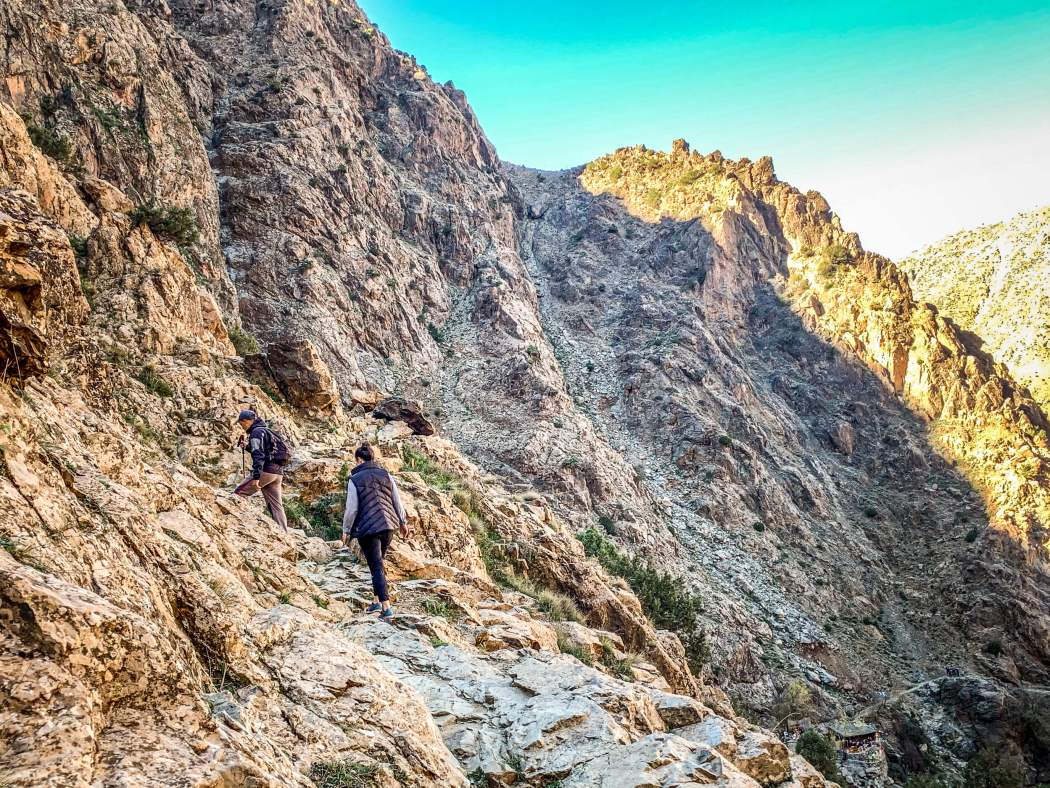 Ourika Valley hiking