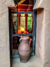 Le Jardin des Douars suite entrance