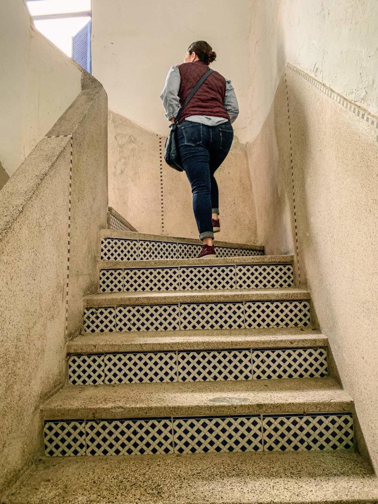 Le Comptoir Oriental by Madada steps
