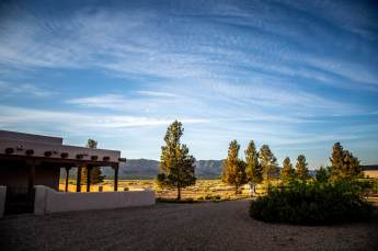 Painted Pony Resort villa view