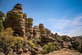 Chiricahua National Monument toadstools