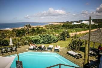 view of pool Posada del Faro