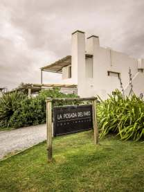Posada del Faro entrance