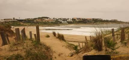 view from La Susana Bahia Vik