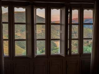 room windows Vila Gale Douro