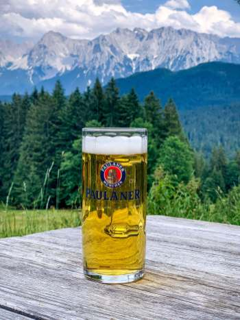 Elmauer Alm beer