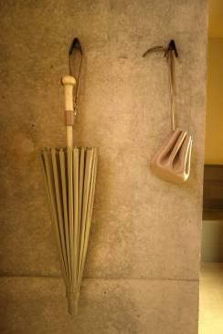 Amangiri room umbrella