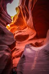 Antelope Canyon photography