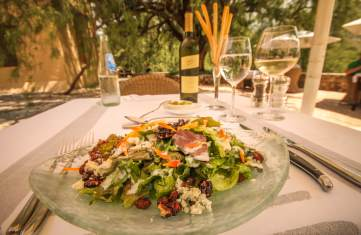 Estancia Colomé salad